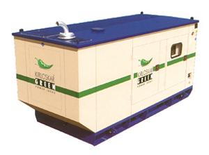 Kirloskar-Green-Generator